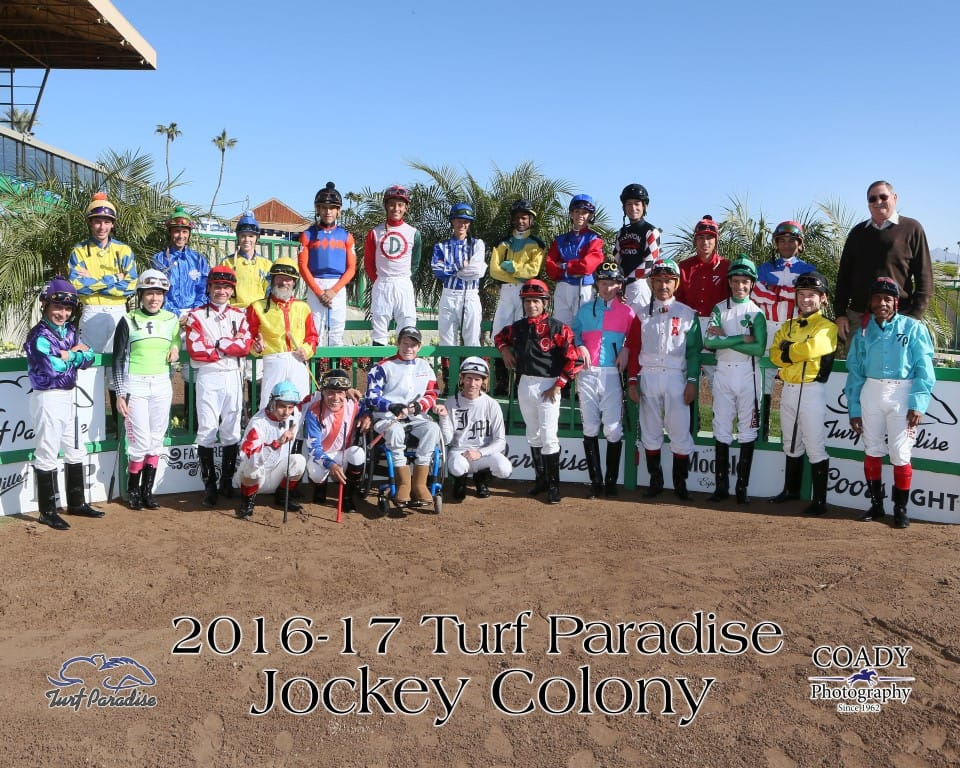 jockey colony